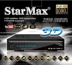 STARMAX X10 BETA